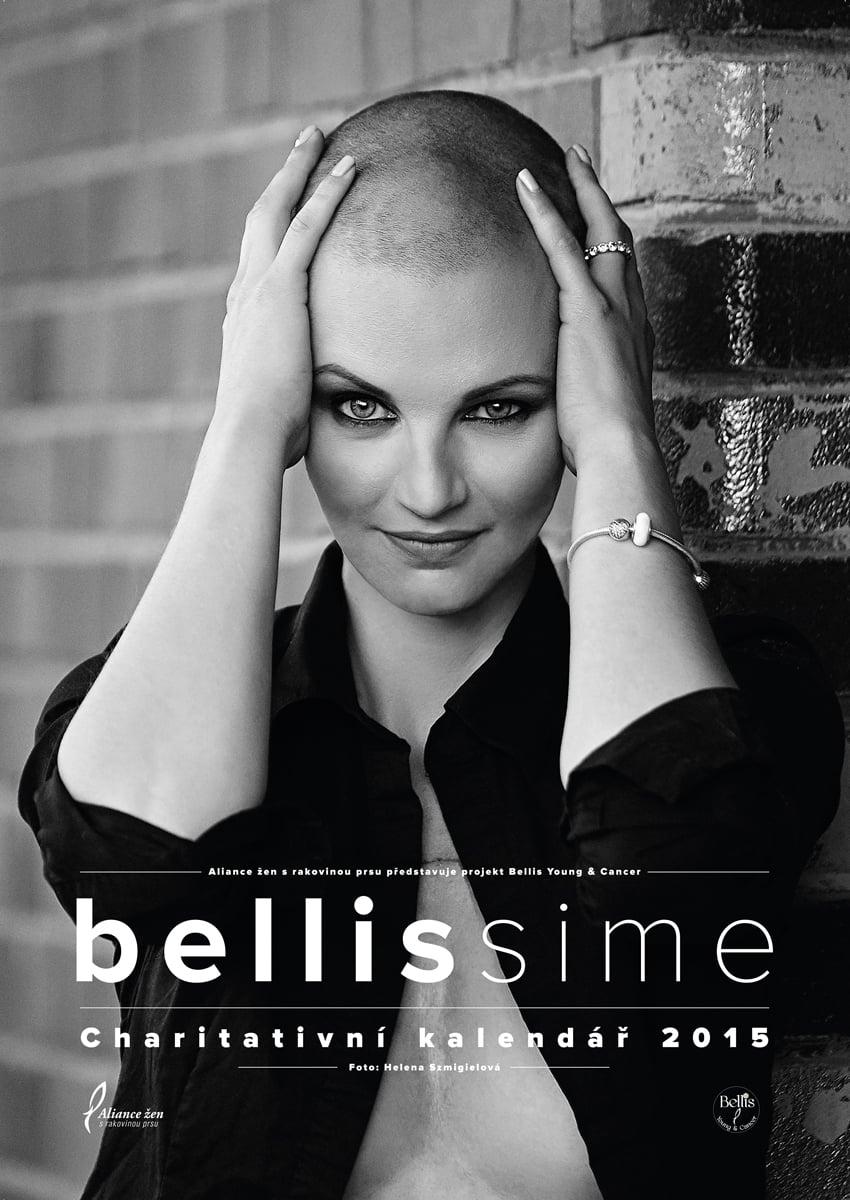 Charitativní kalendář Bellissime 2015