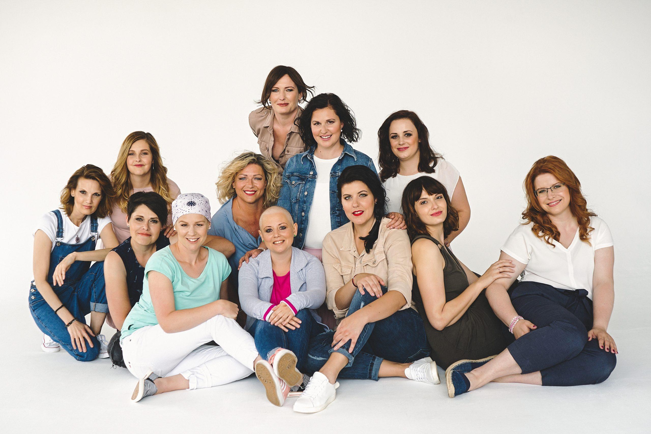 Kniha Nejsi na to sama – průvodce rakovinou prsu